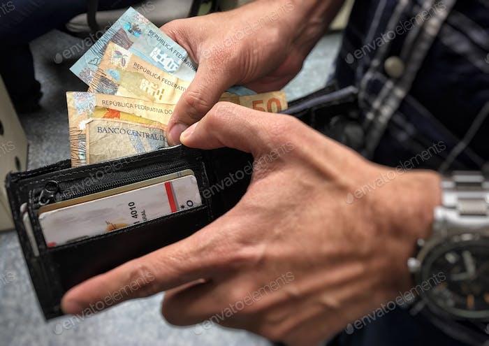 Brazilian Wallet