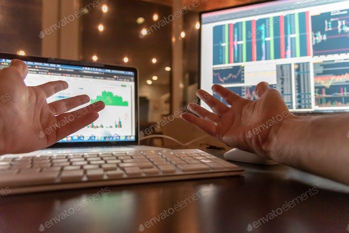 Investoren frustrierten den Aktienmarkt