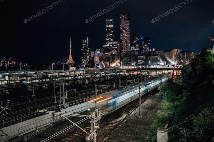 Melbourne sky scape