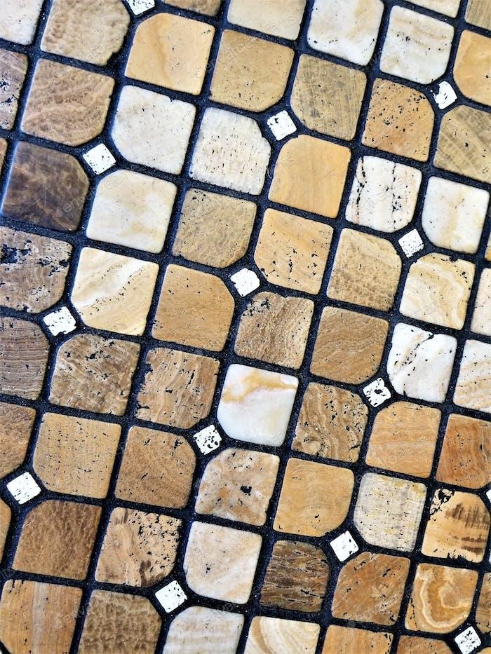 23. Februar, National Tile Day erkennt ein zeitloses Element von Architektur und Design