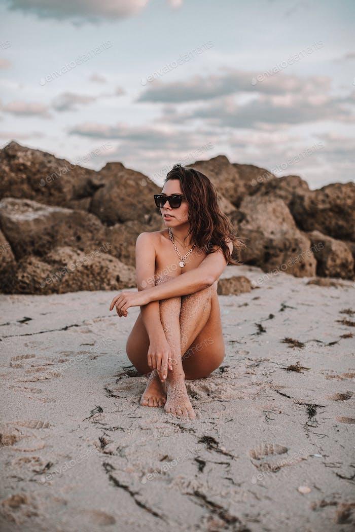 Miami Beach Mädchen