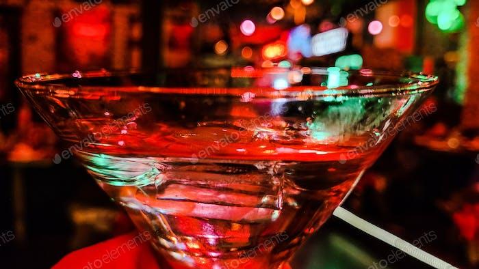 Zeit für einen Martini...