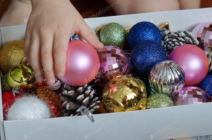 Christmas tree decorations  Nominated!