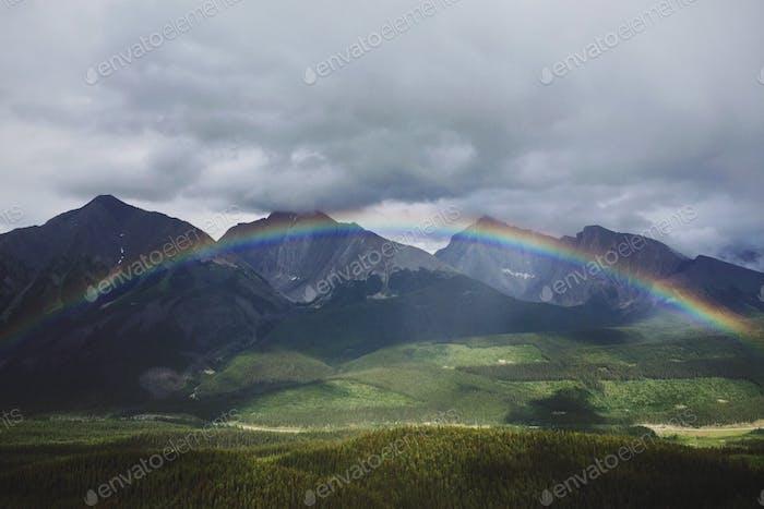 Kananaskis Range, Alberta.