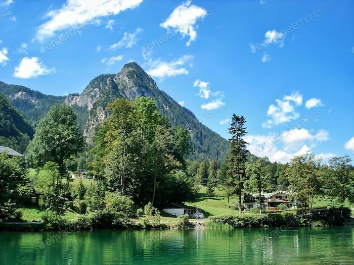 Landscape in Germany