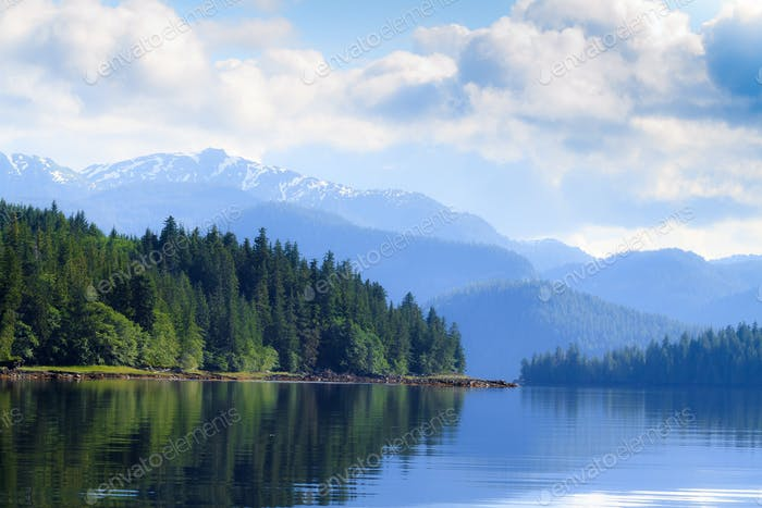 Alaskan Lovescape