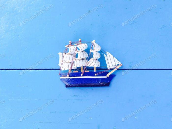 souvenir ship