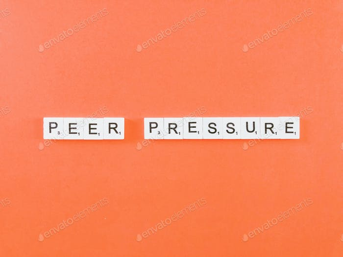 presión de pares