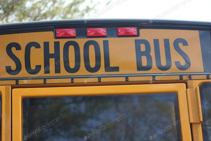 School bus 🚌