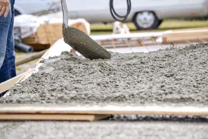 Construction - cement