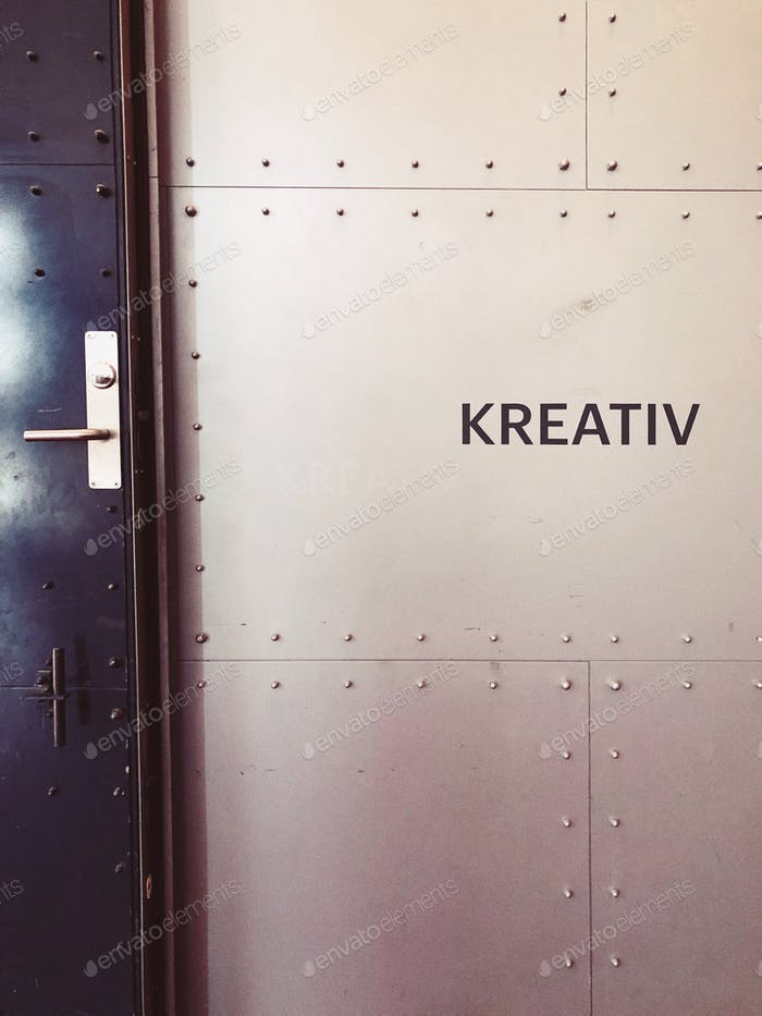 Kreativ (creative in Danish)