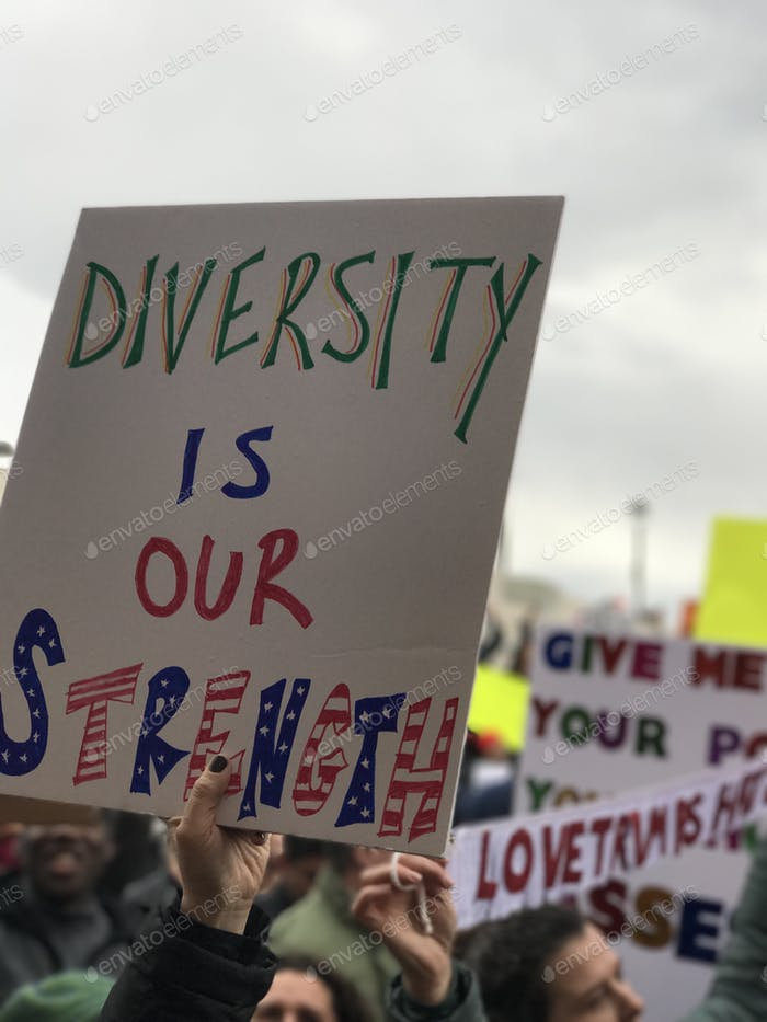 Vielfalt ist unsere Stärke
