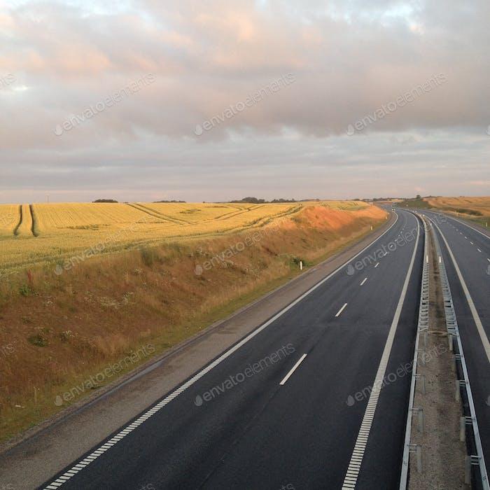 Danish highways