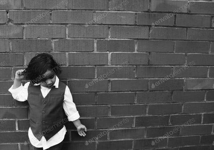 Gentleman kid