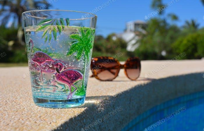 Pool day, Summer fun vibes