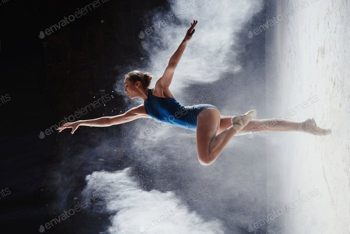 Fly and dance
