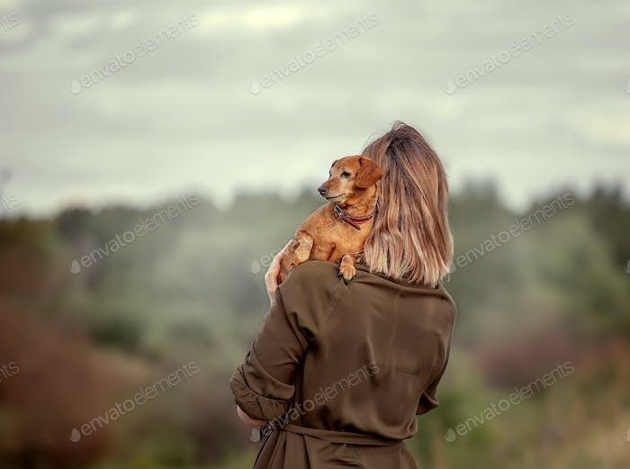 Personas y mascotas