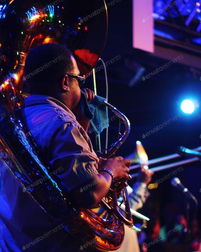 Jazz festival !!