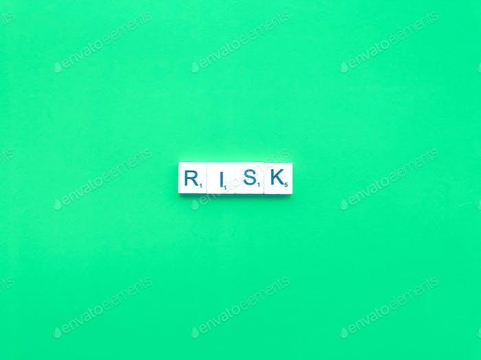 Risk: Taking risks & Risk management