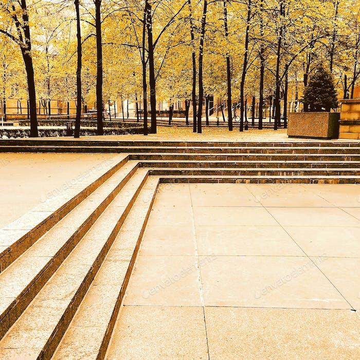 Step by Step — Trinity Square, Toronto
