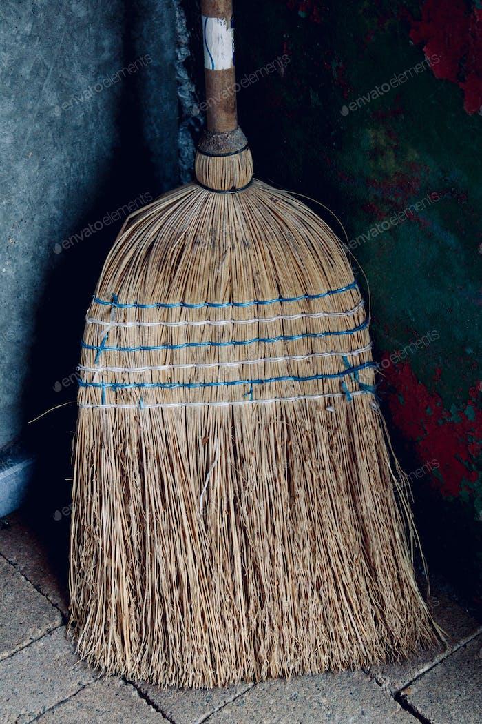 Old broom ...                                                                  Nominated✨