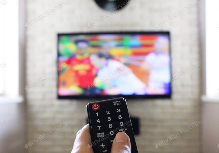 TV-Sportkanal ansehen
