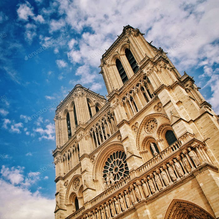Notre Dane Cathedral