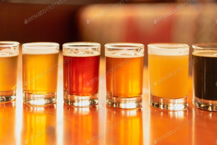 Vol de bière  bière