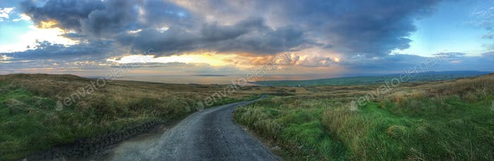 Countryside in Ireland