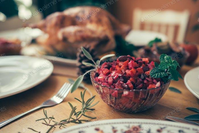 Ukrainian cuisine.