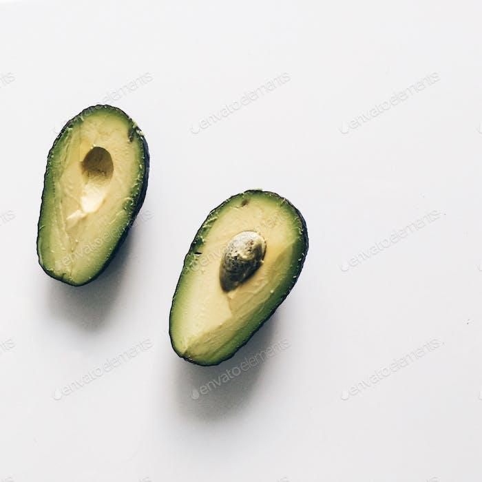 Geometric avocado