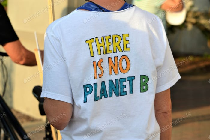 There is no planet b! 🌎nominated