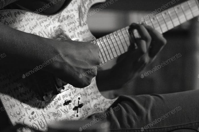 Punk-Gitarrist