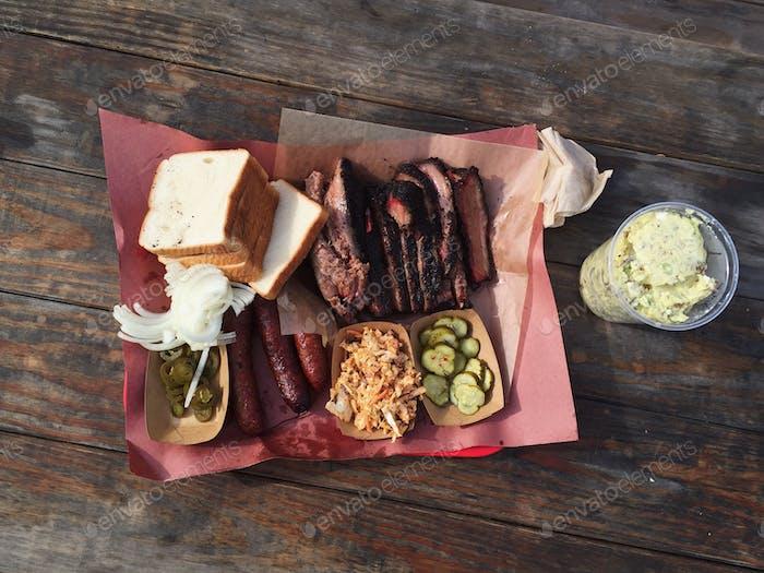 Barbecue in Austin