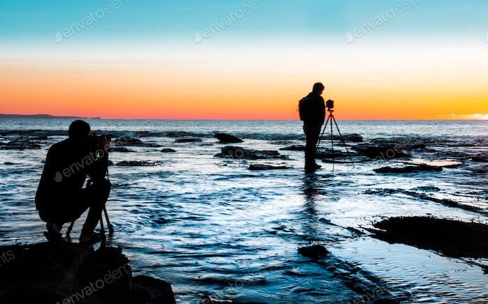 Fotografía de fotógrafos