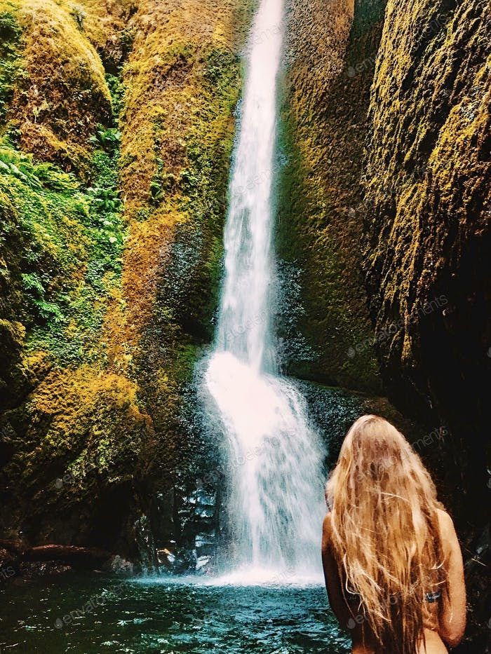 Waterfall travels