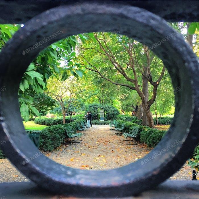 Acercamiento a Gramercy Park
