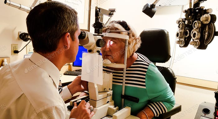 Opticians are scientists of the eyeball for detection of diseases as well as fitting you with