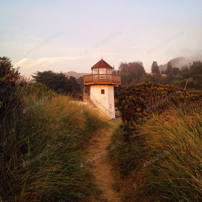Oregon light house