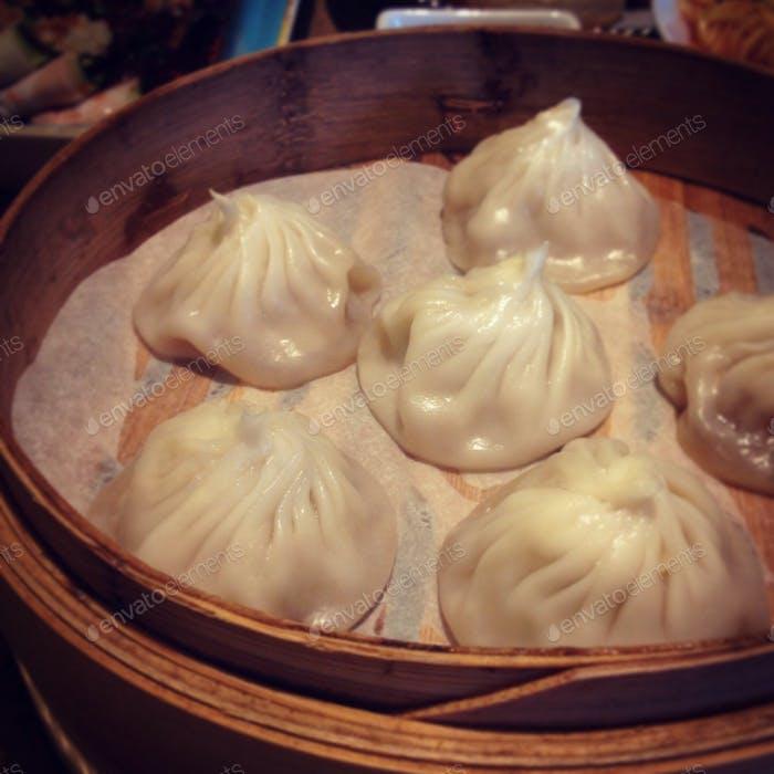 Shanghainese dumplings