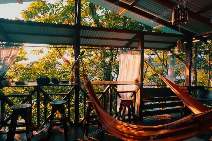 Treehouse Airbnb Panama