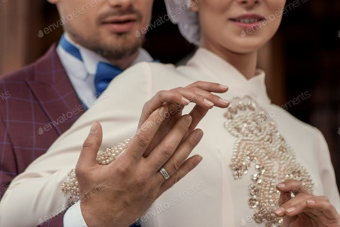 Gerade verheiratet